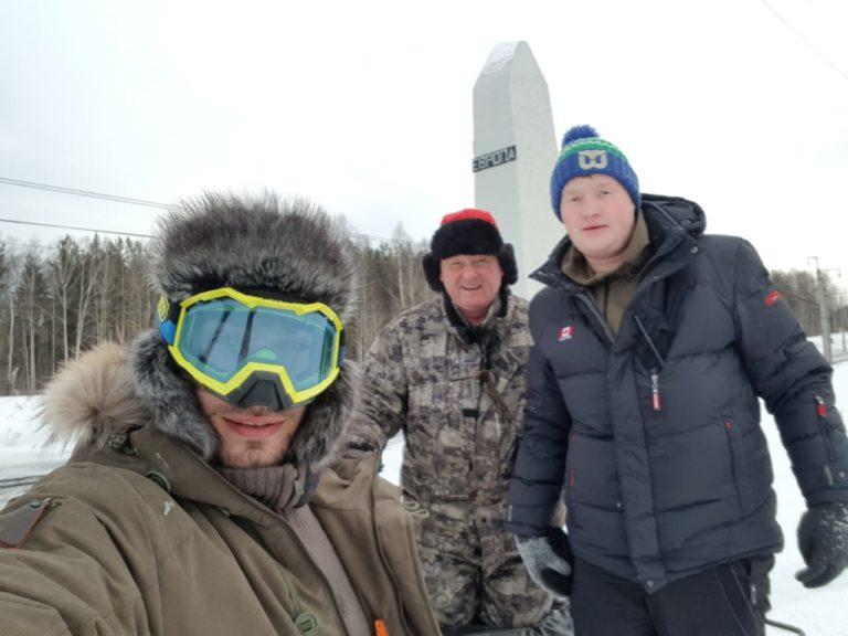 14 февраля началась подготовка трассы международного лыжного марафона Европа Азия