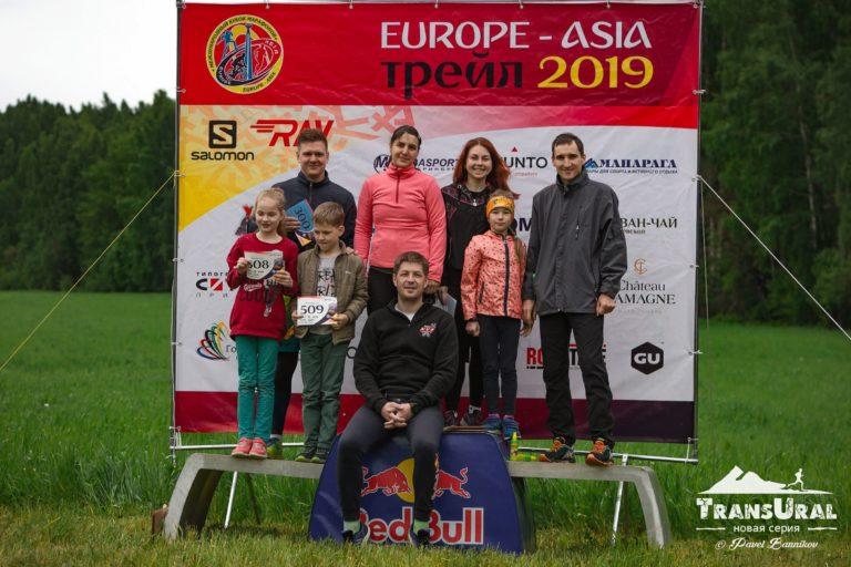 Фотоотчет - трейл марафон 16 июня 2019